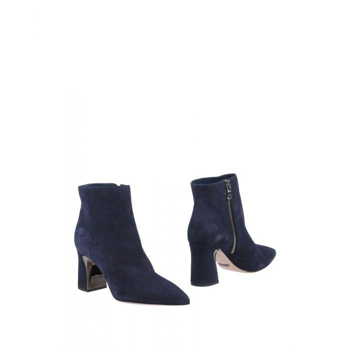 Image for Sebastian Woman Dark blue Ankle boots