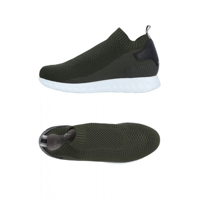 Image for Enrico Fantini Man Military green Low-tops & sneakers