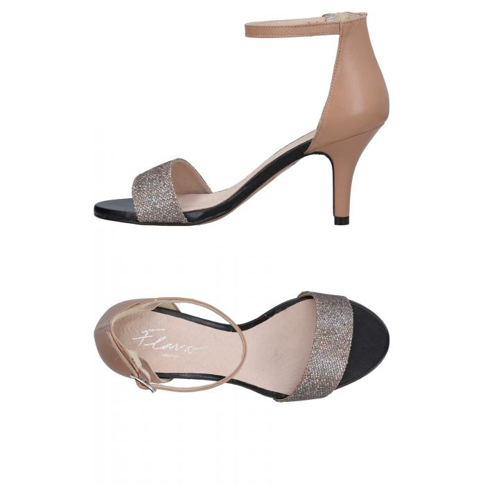 Image for Flavio Creation Woman Dove grey Sandals