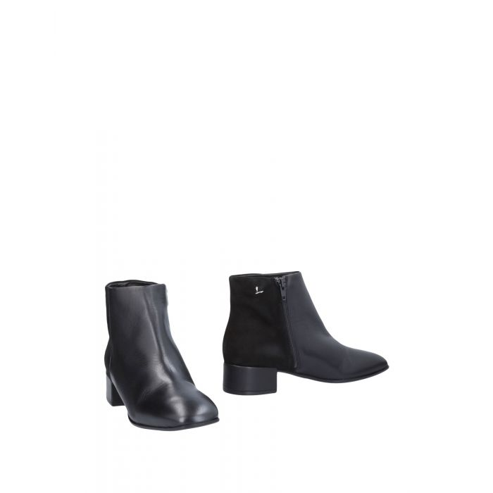 Image for Valleverde Woman Black Ankle boots