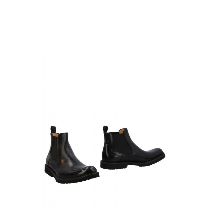 Image for Il Calzolaio Man Black Ankle boots