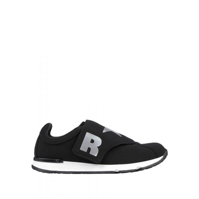 Image for Ruco Line Black Rubber Sneakers & Tennis shoes basse