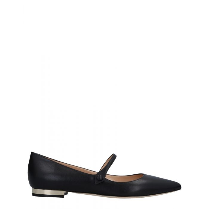 Image for Lerre Woman Black Ballet flats