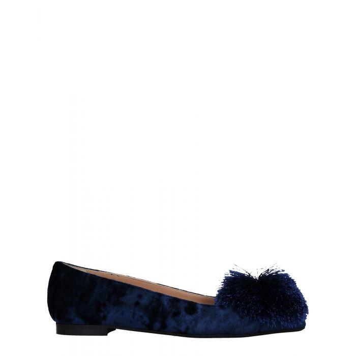 Image for Marco Barbabella Dark blue Textile fibres Ballerine