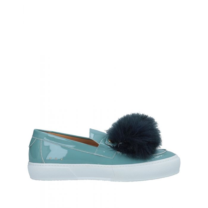 Image for L'F Shoes Sky blue Leather Mocassini