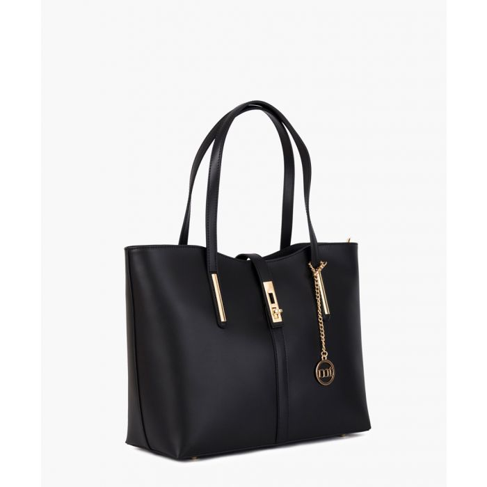 Image for Como black shopper