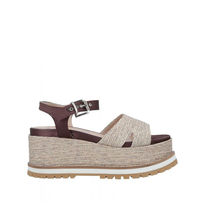 Image for Tipe E Tacchi Sand Textile fibres Sandali