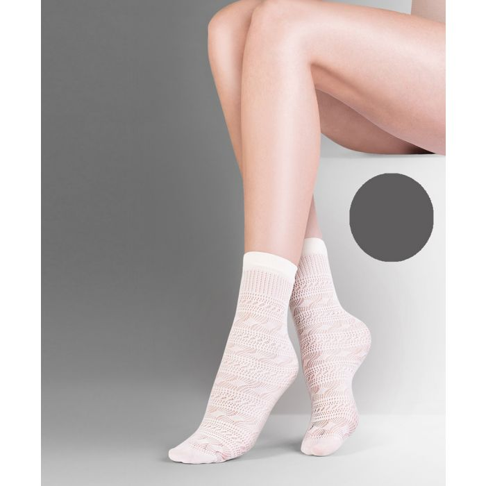 Image for Sol smoky ankle socks 20 denier