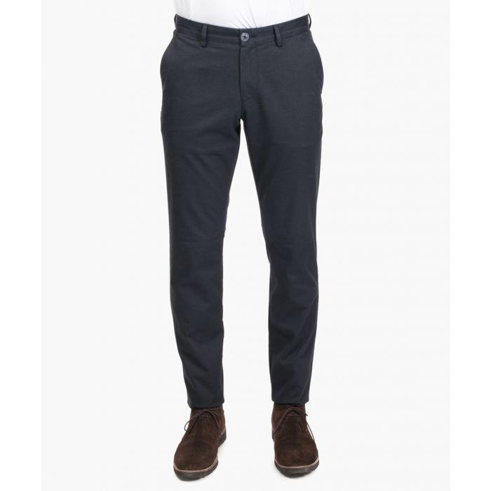 Image for Klisura cotton blend trousers