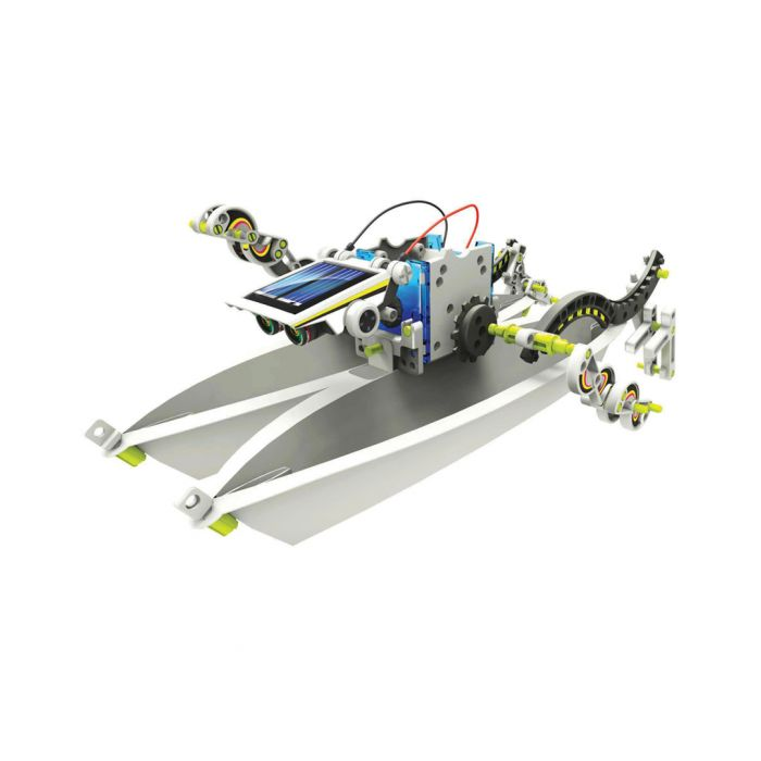 Image for 14-in-1 Solar Robot Kit