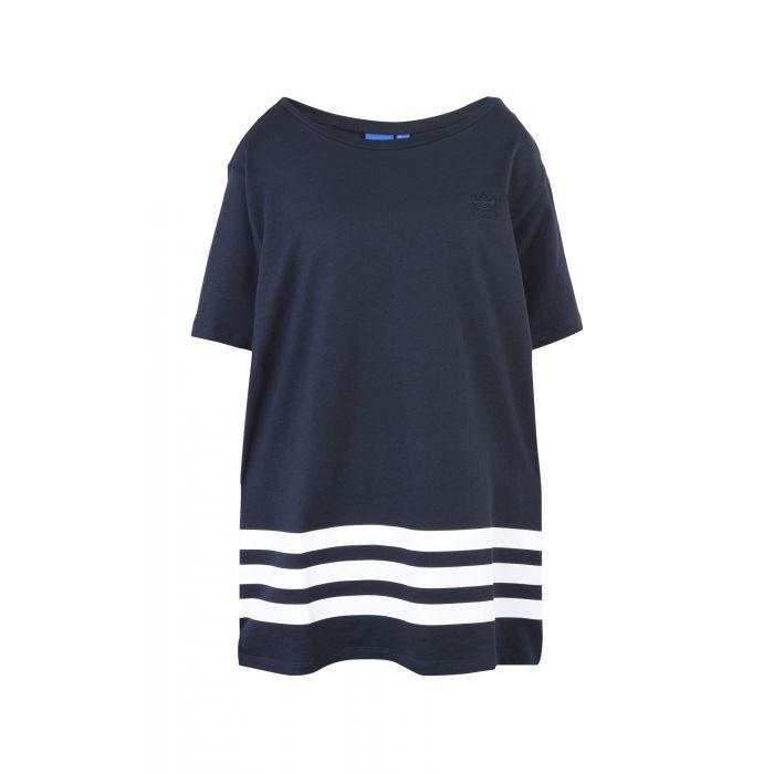 Image for Adidas Originals Dark blue Cotton T-shirts