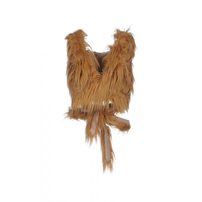 Image for Mm6 Maison Margiela Woman Camel Tops