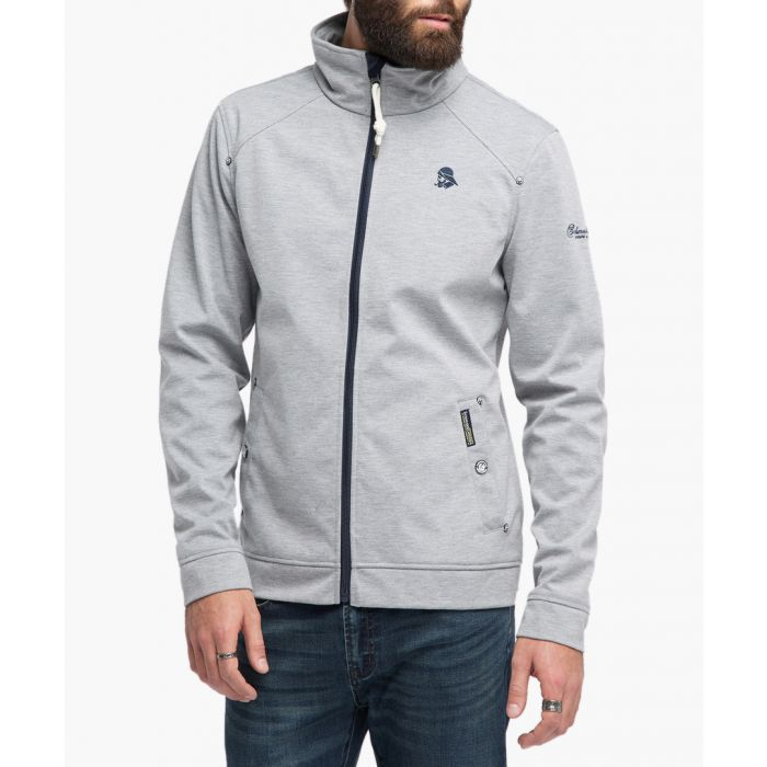 Image for Grey anorak