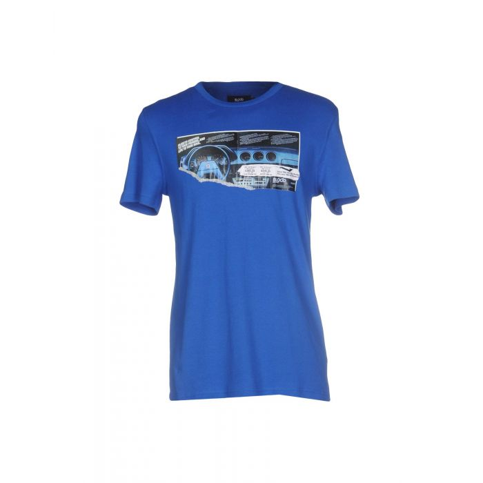 Image for Blood Brother Man Blue T-shirts