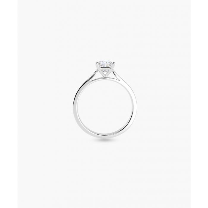 Image for 0.50ct princess diamond solitaire ring
