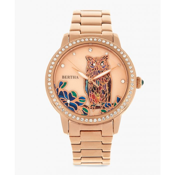 Image for Madeline rose gold-tone watch