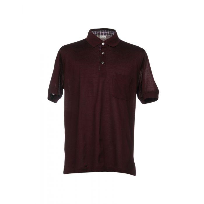 Image for Brioni Man Deep purple Polo shirts