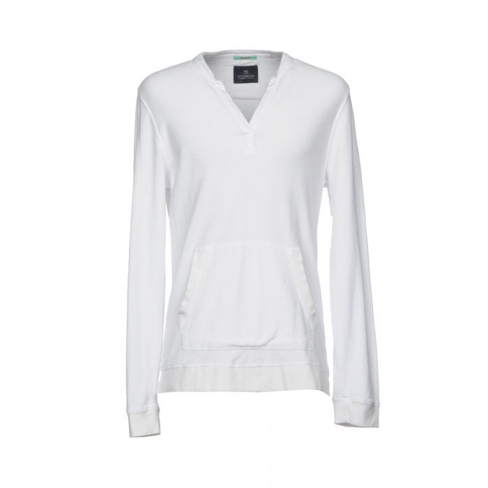 Image for Scotch & Soda Man White Sweatshirts