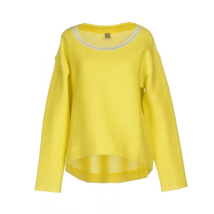 Image for Jijil Woman Yellow Jumpers