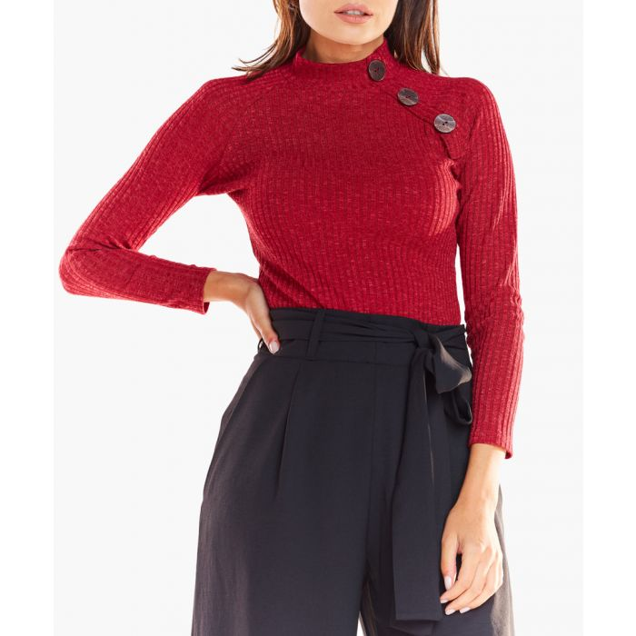 Image for Claret Sweater