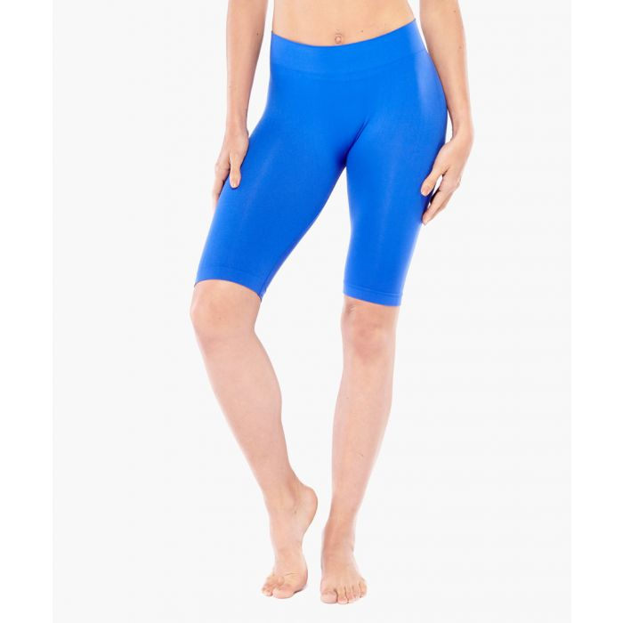 Image for Blue Royal Biker Shorts
