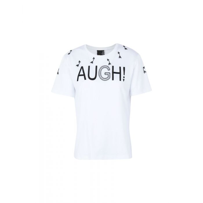 Image for Giulia Rositani White Cotton T-shirts