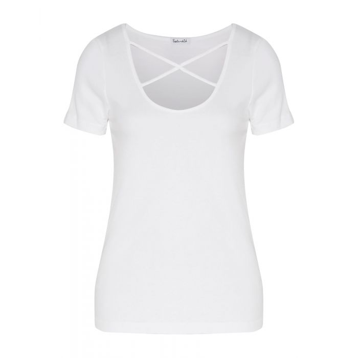 Image for Splendid White Modal T-shirts