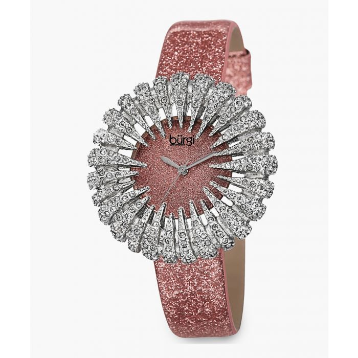 Image for Rose gold-tone watch
