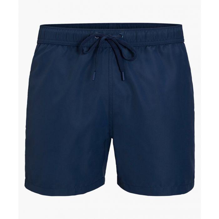 Image for Salem blue swim shorts