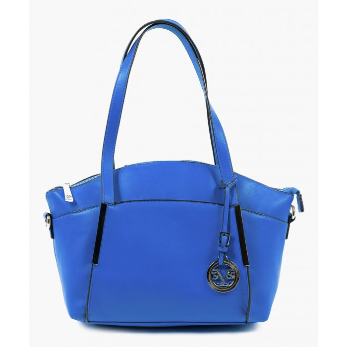 Image for Blue shoulder bag