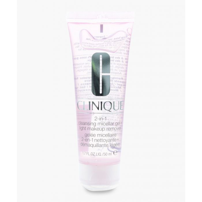 Image for 2-in-1 Micellar gel and makeup remover