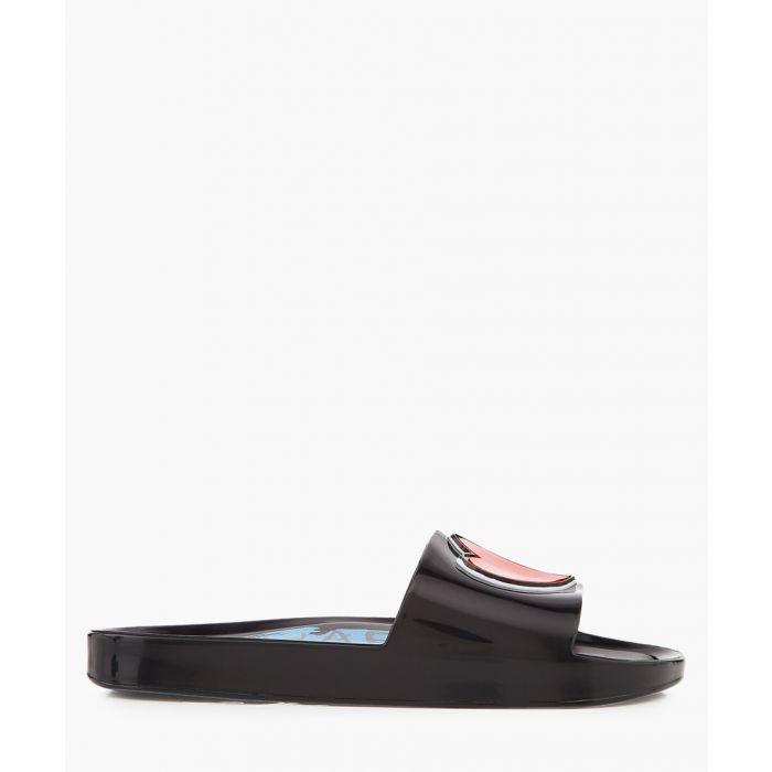 Image for Melissa Beach Charming black slides