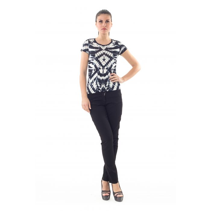 Image for Short Sleeve Allover print Top