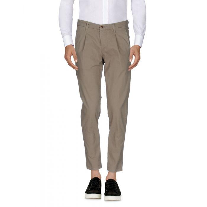 Image for Grey cotton trousers