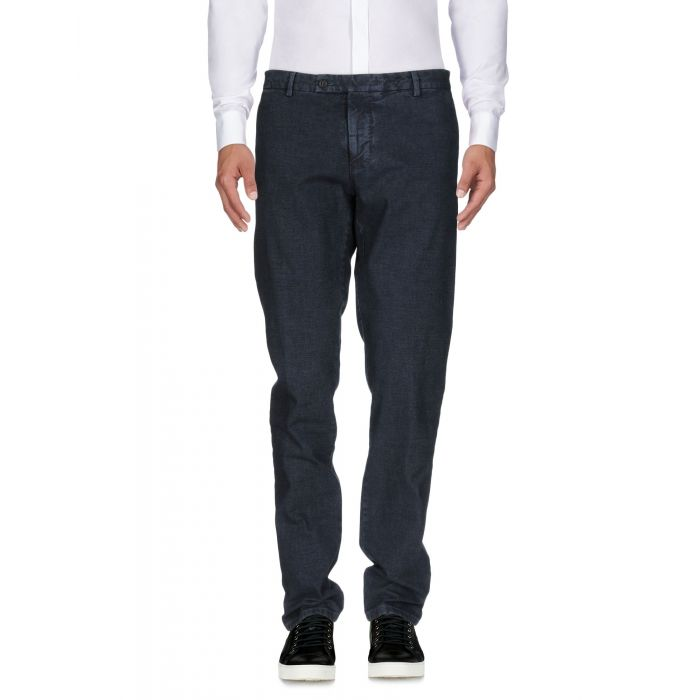Image for Berwich Man Slate blue Casual trousers