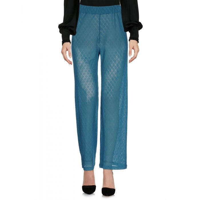 Image for Deep jade casual trousers