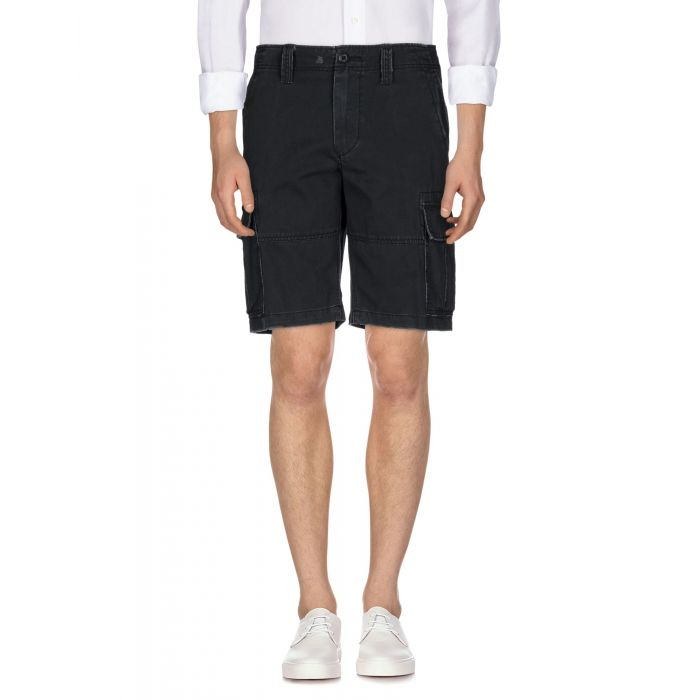 Image for Denim & Supply Ralph Lauren Man Black Bermuda shorts
