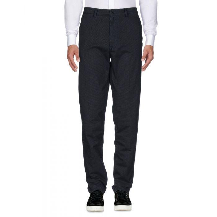 Image for 40Weft Steel grey Cotton Pantaloni
