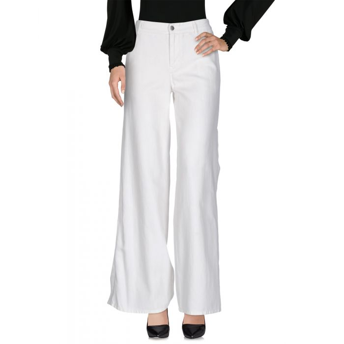 Image for Nili Lotan Woman White Casual trousers