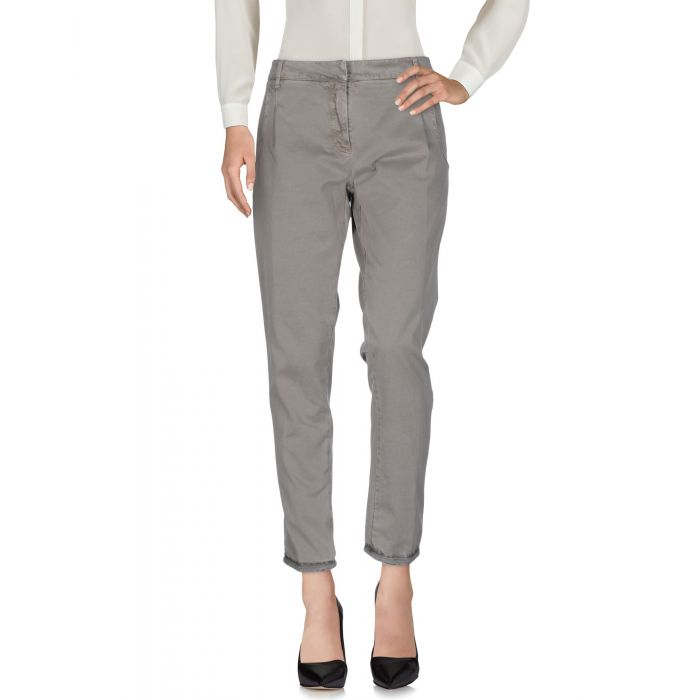 Image for Qcqc Woman Light grey Casual trousers