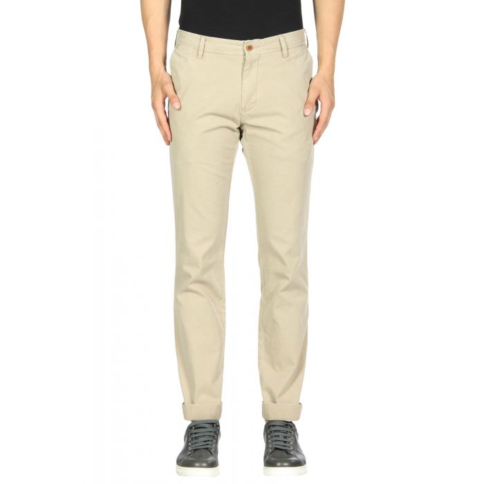 Image for Polo Ralph Lauren Beige Cotton Pantaloni