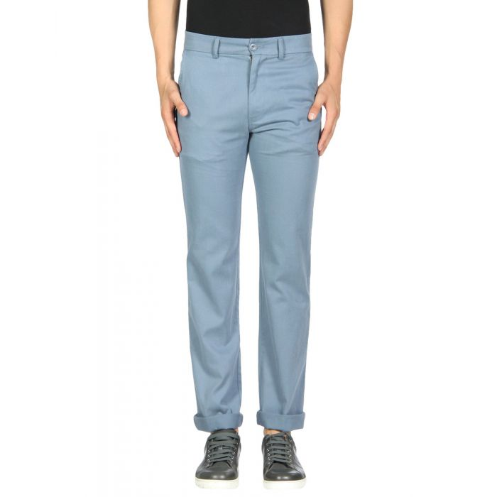 Image for F.S.C. Freemans Sporting Club Pastel blue Cotton Pantaloni