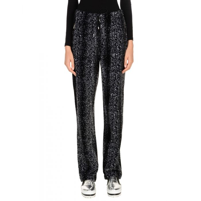 Image for Versace Woman Black Casual trousers