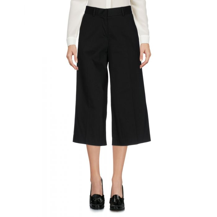 Image for Boule De Neige Black, White Cotton Pantaloni capri