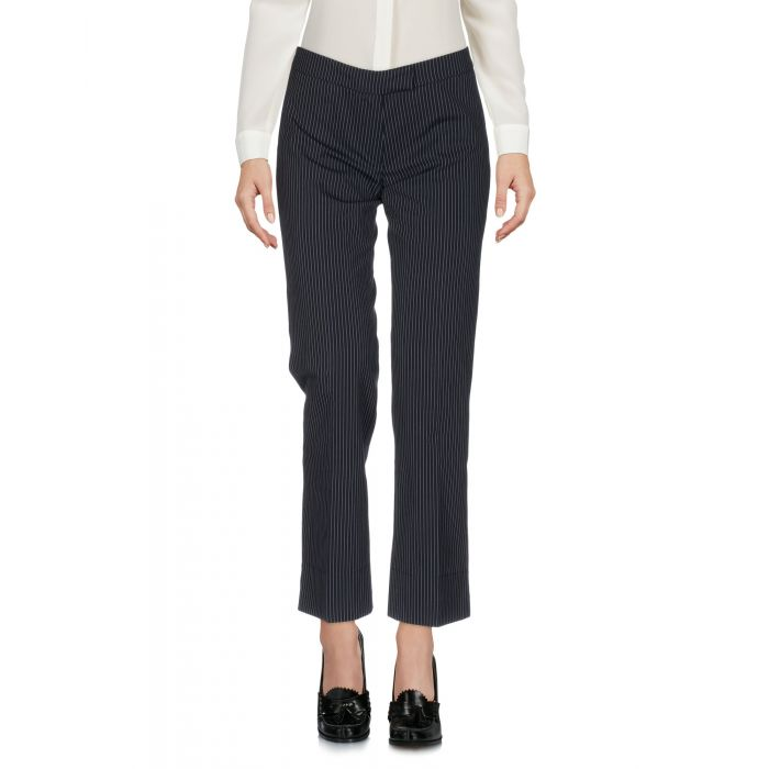 Image for Boule De Neige Dark blue, Steel grey Cotton Pantaloni