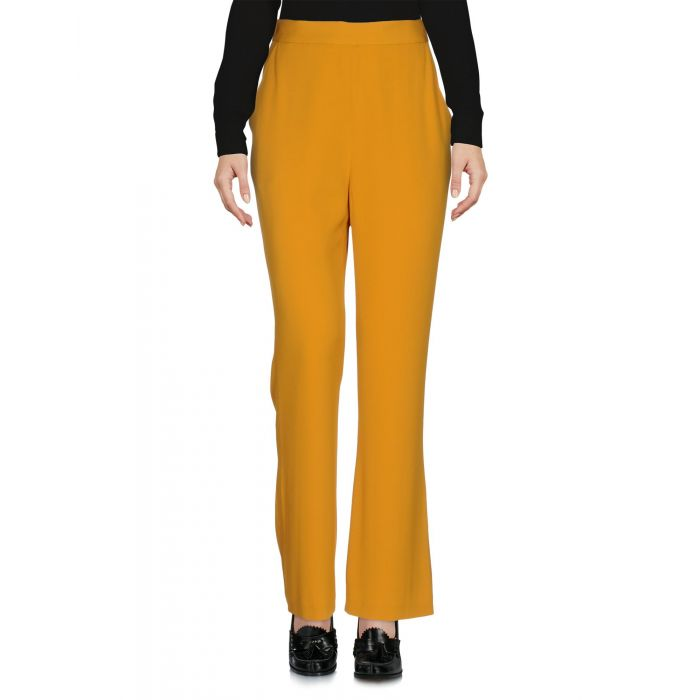Image for Finders Keepers Ocher Polyester Pantaloni