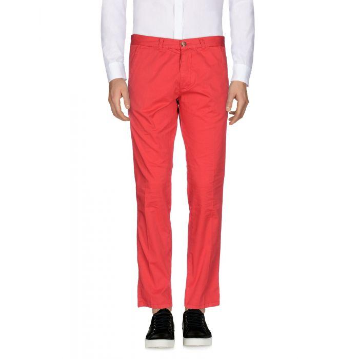 Image for Basicon Red Cotton Pantaloni