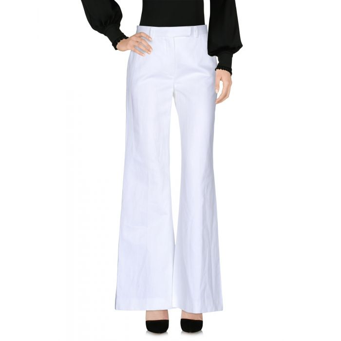 Image for Boule De Neige White Cotton Pantaloni