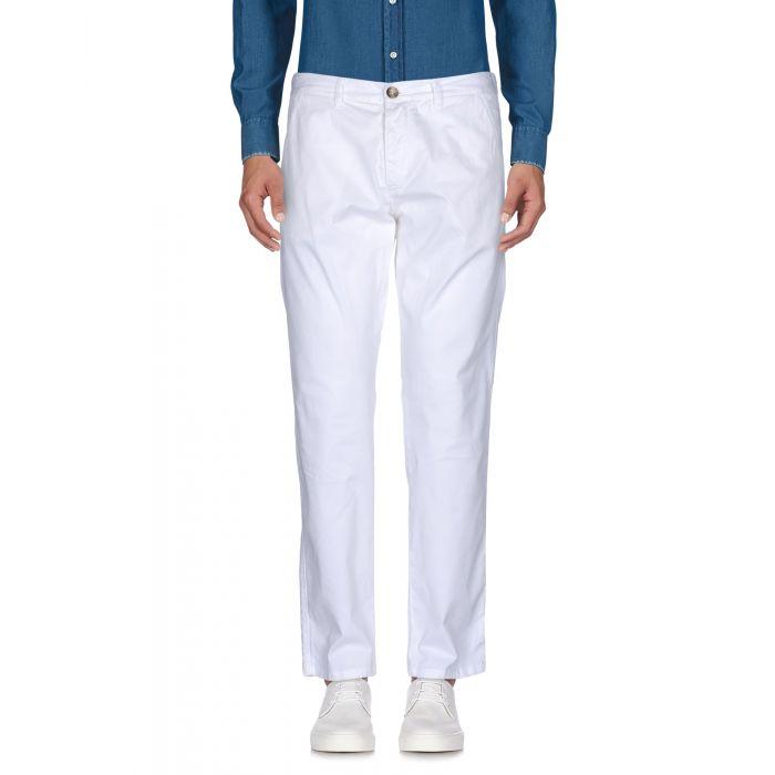 Image for Basicon White Cotton Pantaloni