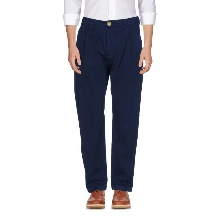 Image for North Sails Dark blue Cotton Pantaloni